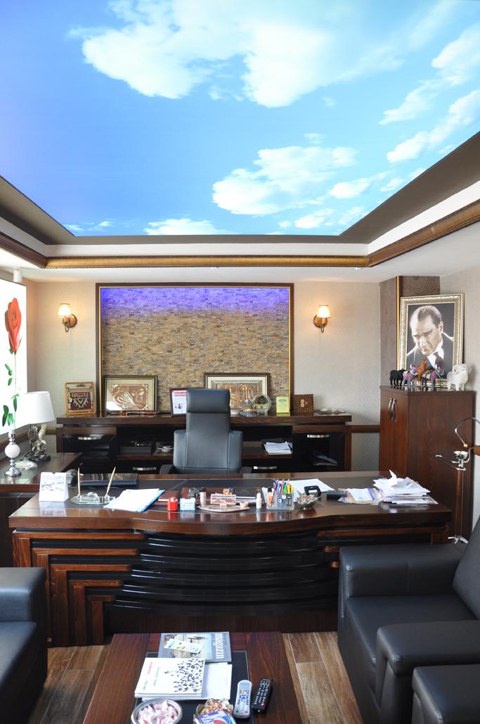 Karstil Mimarlık-Adana-Uv dijital uygulama